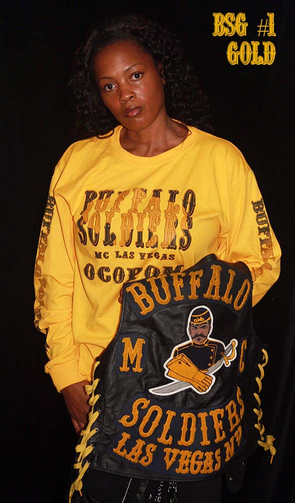 Buffalo Soldiers Buffalo Soldiers Gear 1 in