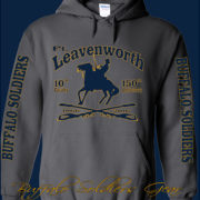 Ft Leavenworth 10th Cavalry Gray