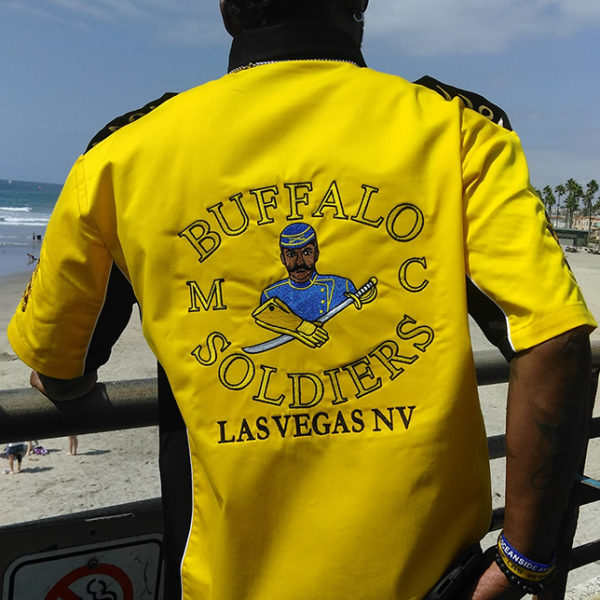 Buffalo Soldier MC Las Vegas