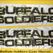 Buffalo Soldiers Gear Riding Sleeves