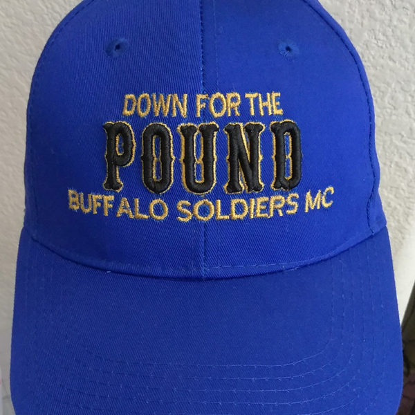 Down for the Pound Buffalo Soldiers