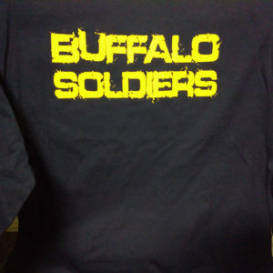 Buffalo Soldiers on Fire