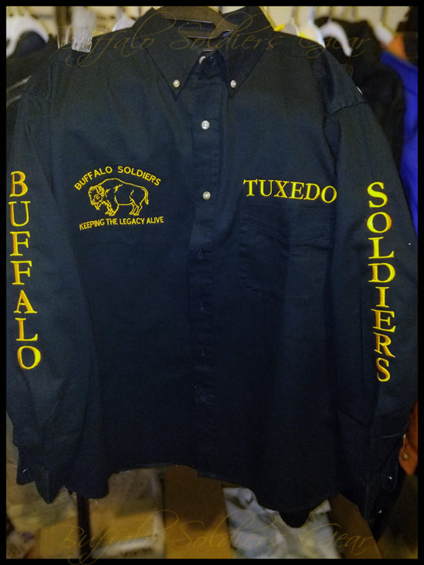 Buffalo Soldier Cathay Williams Company A