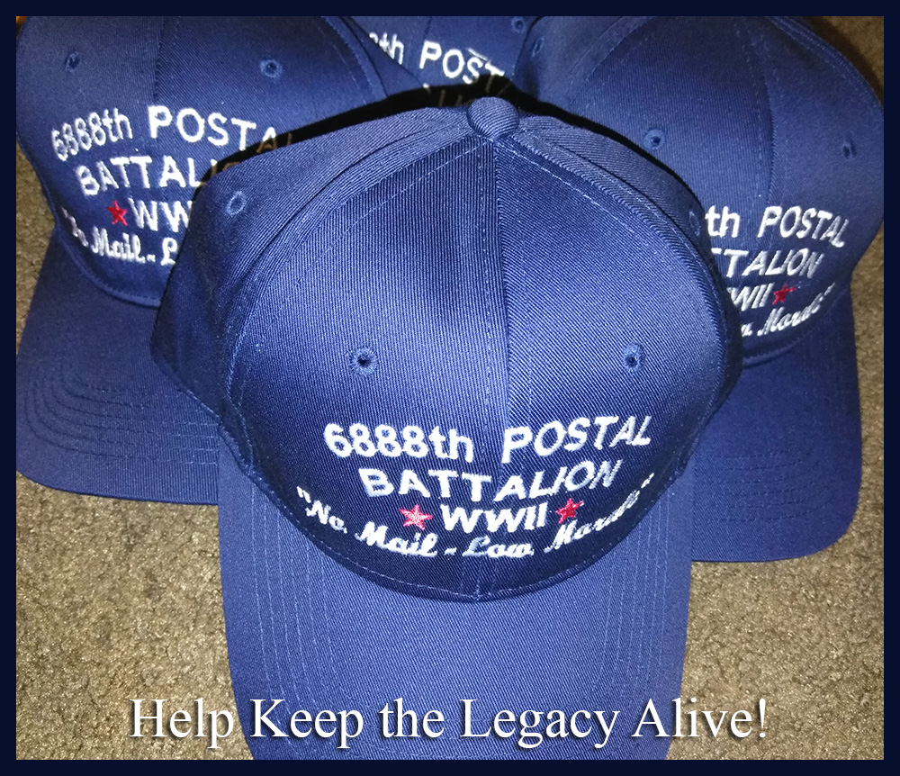 e6f1ea8ecb1 6888th Postal Battalion Hats