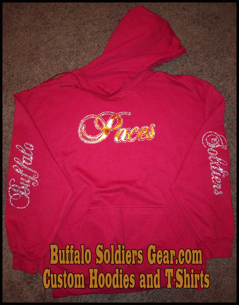 Buffalo Soldiers Custom Bling